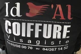 logo IDÉ'AL COIFFURE